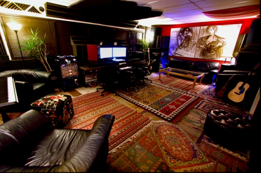 The OC Recording Company: Studio A